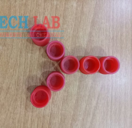 OUTTER TEST TUBE CAP (red)_MIDA