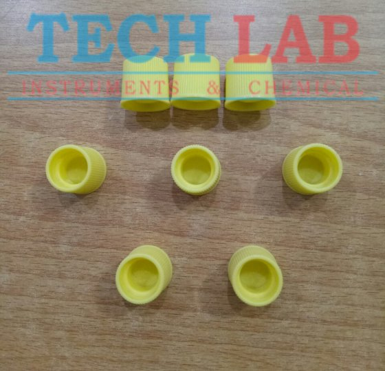 OUTTER TEST TUBE CAP (YELLOW)_MIDA