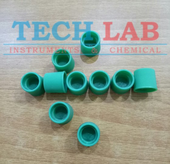 Outter Test Tube Cap (GREEN)_MIDA