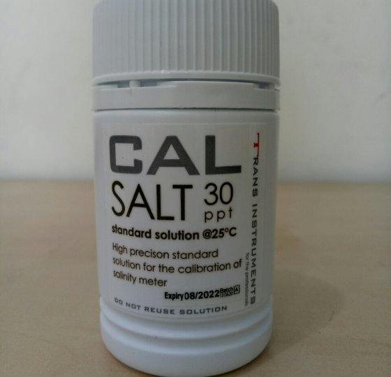 CAL 30ppt Standard Salinity Solution