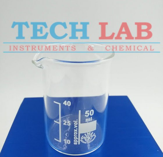BEAKERS, LOW FORM, WITH SPOUT 50ML_SIMAX