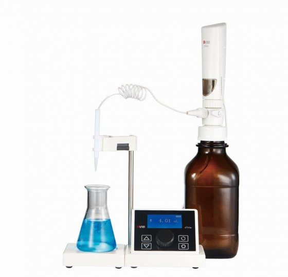 Electronic Titrator dTrite _ DLAB