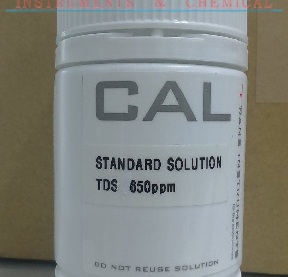 CAL 650ppm Standard TDS Solution