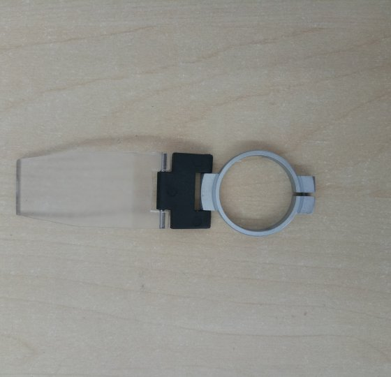 Refractometer daylight plate_TRANS INSTRUMENTS