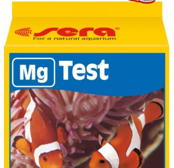 Test kit sera Mg