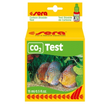 Test kit sera CO2